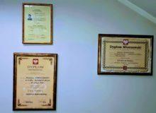 Auto-Serwis zRadzionkowa dyplomy
